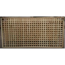 Framed Square Trellis Panel 1830mm long