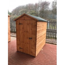 Corby Apex Shed 6' x 4'