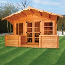 Charnwood Summerhouse - D