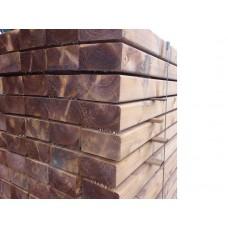 Eased Edge New Softwood Sleepers 3600 x 150 x 75mm