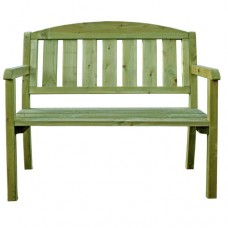 Garden Furniture Two-Seater Bench