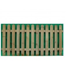 Palisade Panel PSE 1800 x 1200mm High