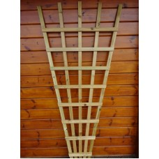 Premium Fan Trellis 1830 x 450mm wide