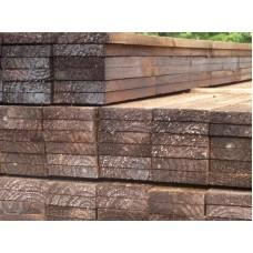 Waney Lap Panel Batten/Palisade 1830 x 75 x 16mm