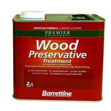 Barrettine Wood Preservative 2.5 litre